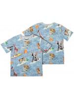 Paper Wings t-shirt Surfs Up