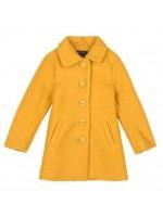 Petit Louie Anais Coat Veggie Honey Yellow