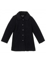 Petit Louie Anais Coat Veggie Dark Navy