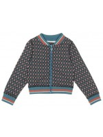 Petit Louie Baseball Jacket Bijou storm blue