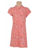 Petit Louie Chinese dress Lilli candy red