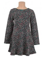 Petit Louie Skater dress Boublé Beet Red
