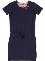Waaaw jurk Loose Navy