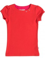 Waaaw t-shirt s/s Rood