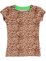 Waaaw t-shirt s/s Panter