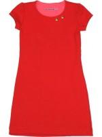 Waaaw jurk s/s rood
