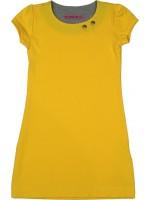 Waaaw jurk s/s geel