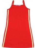 Waaaw jurk hemd rood