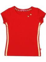 Waaaw t-shirt s/s rood