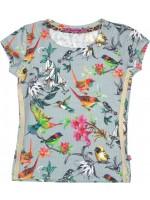 Waaaw t-shirt s/s vogels