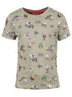 Someone t-shirt safari army