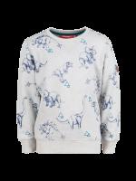 Someone sweater dino grey melange