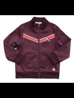 Ammehoela Boris track jacket bordeaux