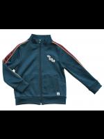 Ammehoela Boris track jacket dark green