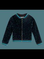 Petit Louie Baseball Jacket Whisker Dive Blue