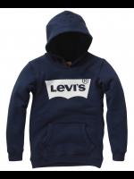 Levi's hoody navy wit logo