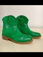 Zecchino D'oro laarzen halfhoog groen