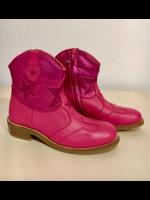 Zecchino D'oro laarzen halfhoog roze