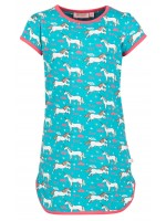 Someone pyjama unicorns aqua