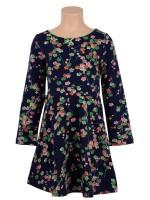 Petit Louie Skater Dress Sweet Blossom