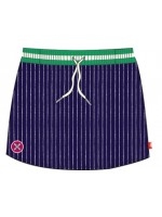 Br@nd for Girls skirt all over Pin Stripe