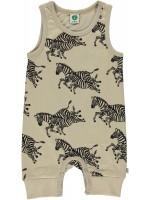 Smafolk jumpsuit zomer zebra