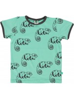 Smafolk t-shirt kameleon mint