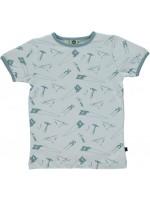 Smafolk T-shirt Gereedschap Blauw