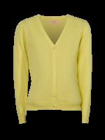 Someone vest light yellow