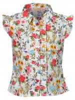 Someone blouse bloemen