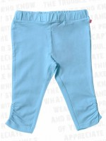 someone legging light aqua