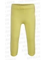Someone 3/4 legging light yellow