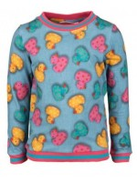 Someone sweater badeendjes aqua