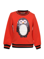 Someone sweater pinguin or.