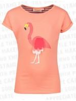 Someone t-shirt Flamingo