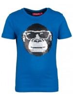 Someone t-shirt aap kobalt
