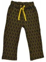 Baba-Babywear straight pants cubes