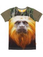 Wild T-shirt Army Tamarin