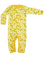 Duns Sweden jumpsuit marguerite yellow