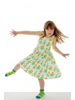duns sweden dress dandelion