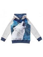 Wild hoodie Toby Alaska IJsbeer