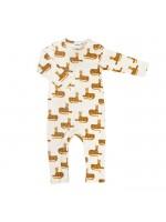 Trixie Baby jumpsuit Cheetah