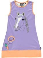Ubang jurk paard lila