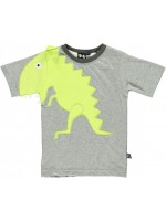 Ubang t-shirt dino grey melange