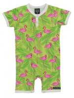 Villervalla jumpsuit zomer flamingo