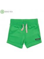 Groene short van het Zweedse merk Villervalla.