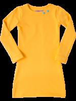Waaaw jurk l/s geel jog