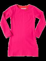 Waaaw jurk l/s roze