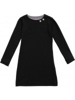 Waaaw jurk l/s zwart