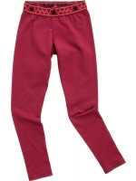 Waaaw legging bordeaux